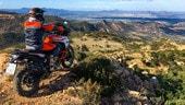 KTM al Sardinia Adventouring