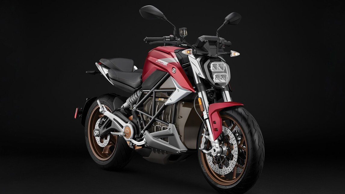Nuova Zero Motorcycles SR/F - LE FOTO - InMoto