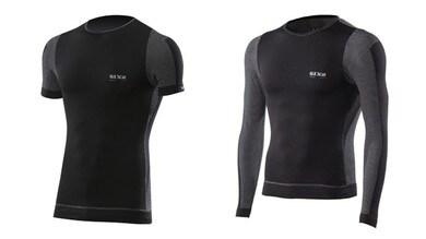 TS6 e TS7, le nuove maglie tecniche di SIXS