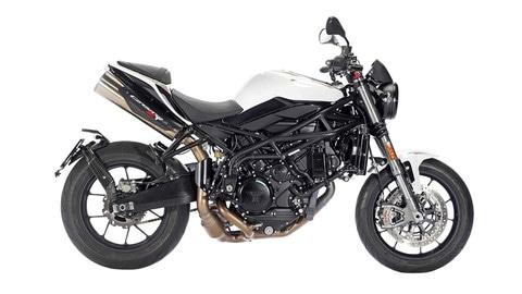 Moto Morini pronta al debutto a Roma Motodays - LE FOTO