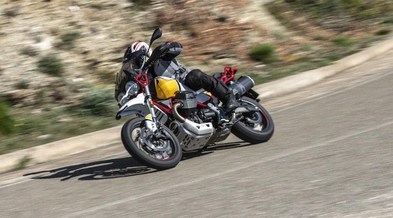 Test Moto Guzzi V85 TT: #SottoEsame