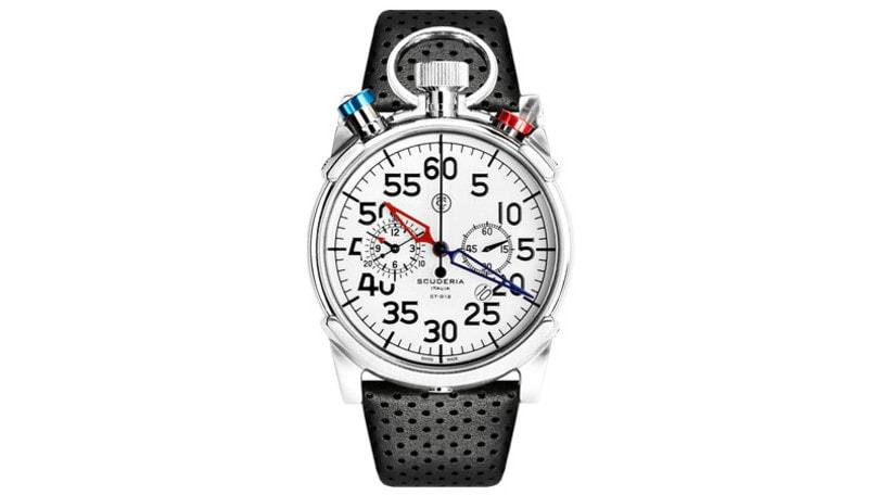 CT Scuderia, orologi e velocità in stile Café Racer