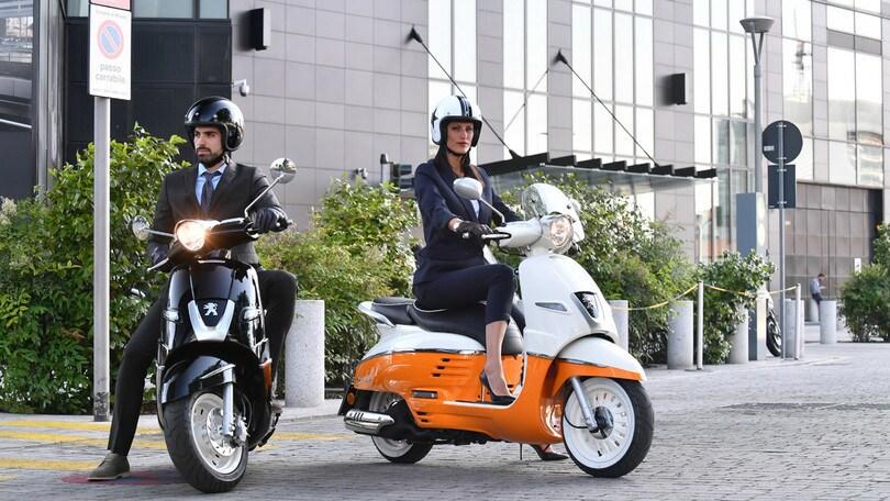 PMove, il servizio a noleggio di Peugeot Motocycles