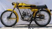 Ducati 50 SL/1, snello e affusolato
