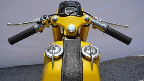 Ducati 50 SL/1 - LE FOTO