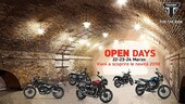 Triumph Open Days: tutti in sella nel week-end