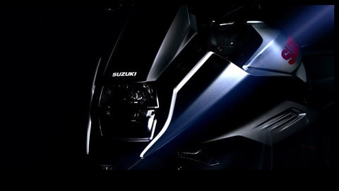 La Suzuki Katana è in arrivo - VIDEO