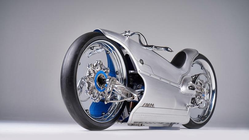 Fuller Moto 2029, il futuro su due ruote