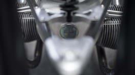 Revival Birdcage, titanio e motore Boxer BMW - LE FOTO