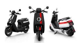 NIU: due nuovi scooter per lo smart living - LE FOTO