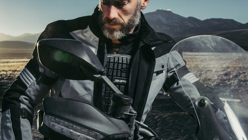 Spidi presenta la giacca Alpentrophy H2Out