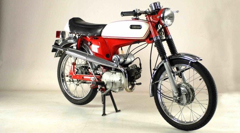 Yamaha FS1 50: made in Japan