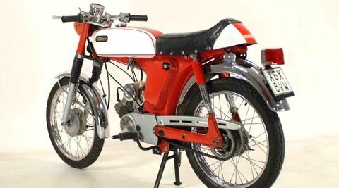 Yamaha FS1 50: le foto