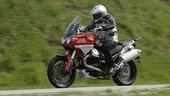 Le indimenticabili: Moto Guzzi Stelvio 1200