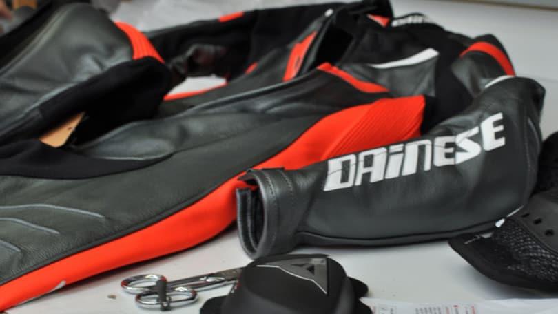 Dainese Custom Works, il servizio di personalizzazione online