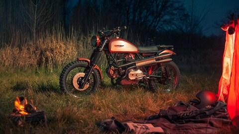 Analog Motorcycles, special dall'anima vintage: la super-gallery