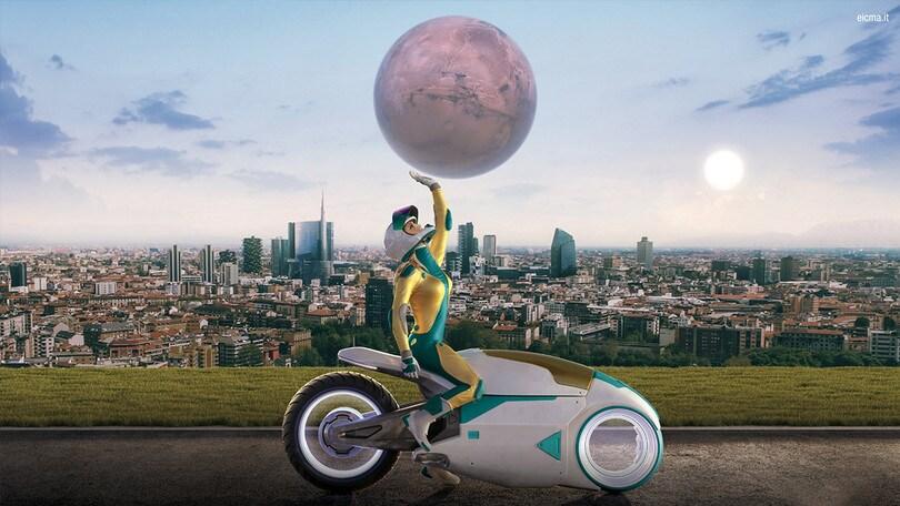 EICMA 2019: il 'Moto rivoluzionario'