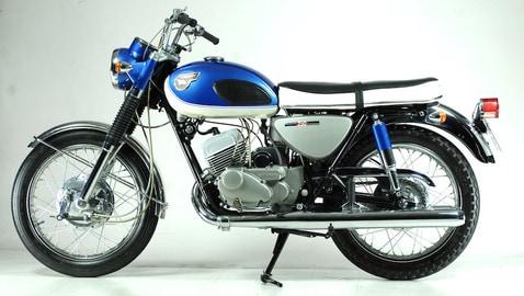 Kawasaki Samurai A1 250 - LE FOTO