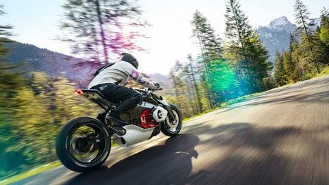 BMW Vision DC Roadster: uno sguardo verso il futuro - LE FOTO