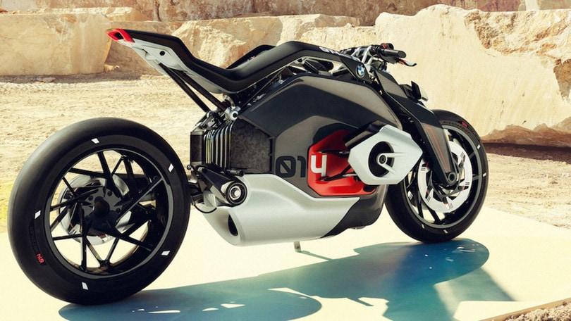 BMW Vision DC Roadster: il futuro è adesso