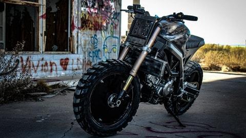 Droog Moto, special aggressive: la super-gallery