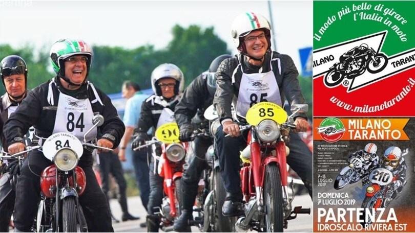 Mita 2019: con la 33ª edizione rivive la Milano-Taranto