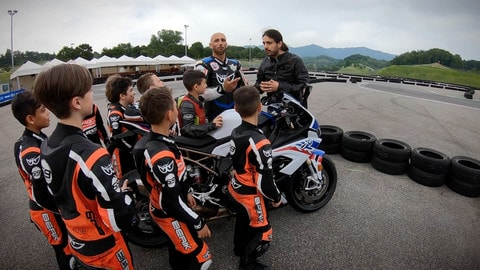 Motosprint The Test di Riccardo Piergentili: BMW S 1000 RR