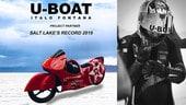 Dino Romano punta al record con U-Boat