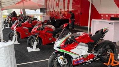 All'asta su eBay una Ducati Panigale V4S dedicata ad Hayden