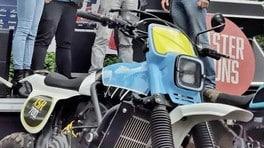 Yamaha XSR 700 TT, la special vestita da enduro
