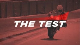 Motosprint The Test di Riccardo Piergentili: Suzuki Katana
