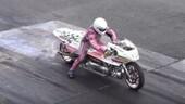 The Rocketman, un quarto di miglio in meno di sei secondi