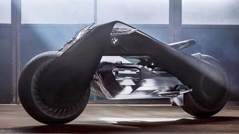 BMW Vision Next 100: il motociclismo del futuro