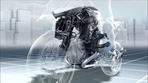 Dentro il boxer: il video che spiega tutto il bicilindrico BMW