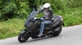 Test: Yamaha X-MAX 400, buona la seconda