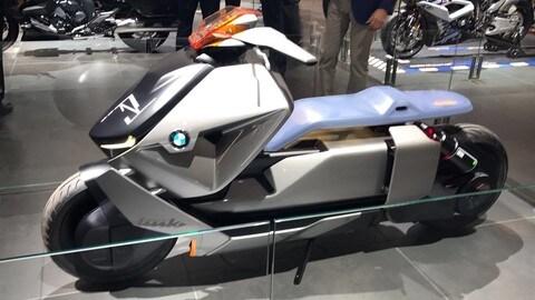 BMW Link al salone di Francoforte