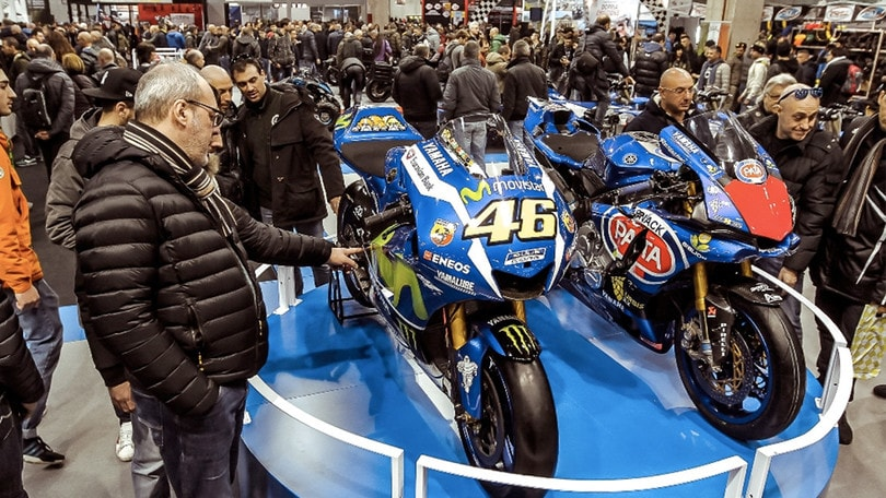 Motor Bike Expo: le Case