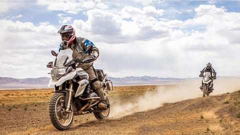 L'International GS Trophy 2018 alla volta della Mongolia