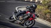 Test Honda CBR500R e CB500F 2019