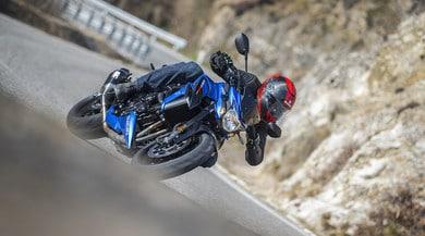 Suzuki GSX-S750 Yugen Carbon, più carbonio per tutti