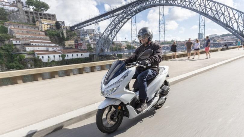 Scooter: via libera ai 125 in autostrada e tangenziale