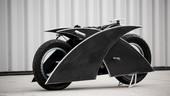Racer-X, semplicità estrema per l'elettrica special