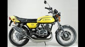 Kawasaki Mach IV 750 Special by Jan Sabro