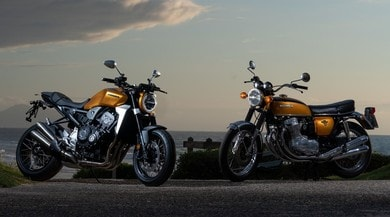 12 special per festeggiare la Honda CB750 Four al Wheels & Waves