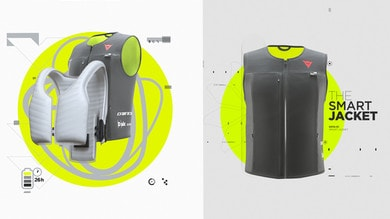 Dainese: l'airbag in un gilet