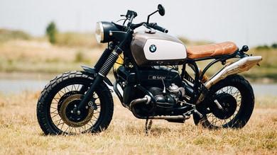 BMW Suri, un classico moderno