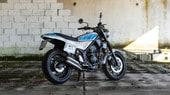Yamaha MT-03 by CF, compatta ed esclusiva
