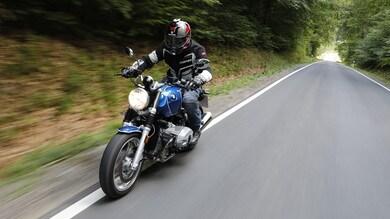 Nuova BMW r NineT /5: la prova tra le colline di Francoforte