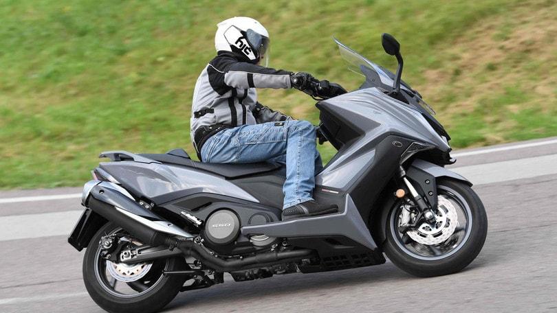 Top 6: i migliori maxi scooter del mercato