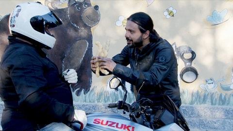 Motosprint The Test di Riccardo Piergentili: Suzuki Katana